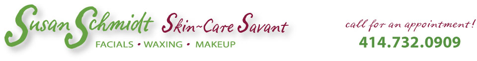 Susan Schmidt – Skin-Care Savant